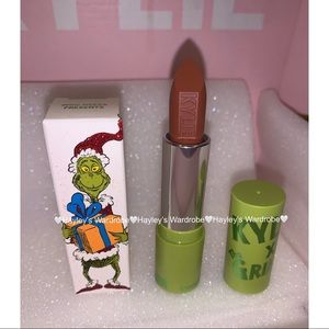Kylie Cosmetics Who Needs Presents Lipstick